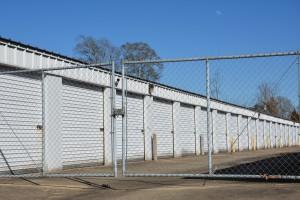 Gated Storage Facility