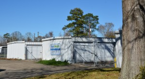 Outdoor Storage Unit